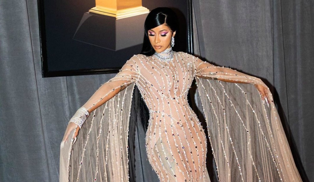 A Brooklyn-Based DJ Remixed One Of Cardi B's Instagram Posts, & Now It's A Top-Charting Hit