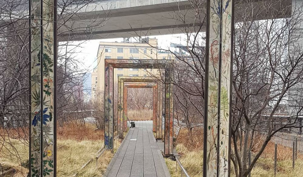 The High Line Is Nyc S First Park To Close During The Covid 19 Pandemic Secretnyc