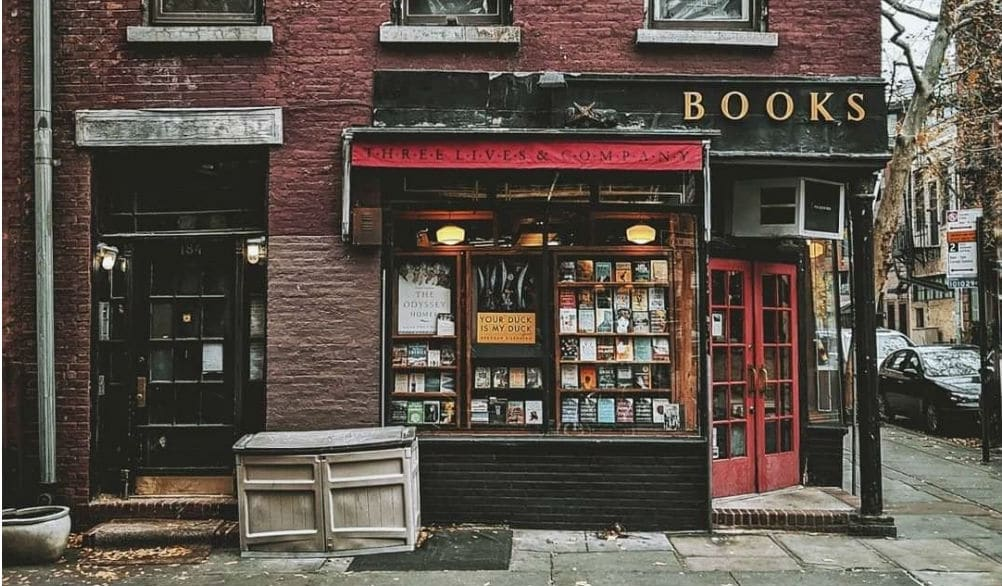 10 NYC Bookstores Where You Can Still Stock Up On Reading Material