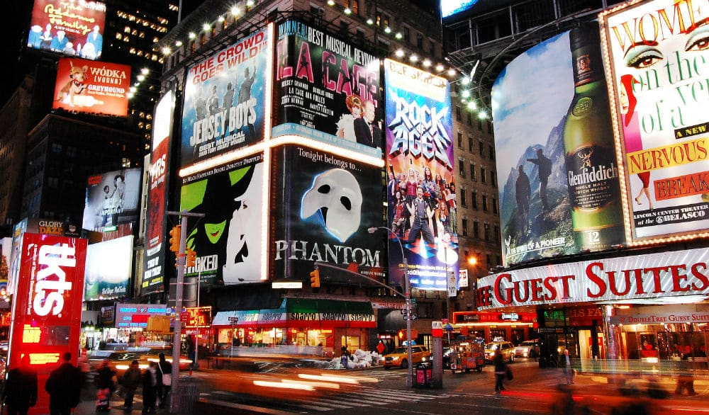 Broadway Will Officially Reopen At Full Capacity On September 14