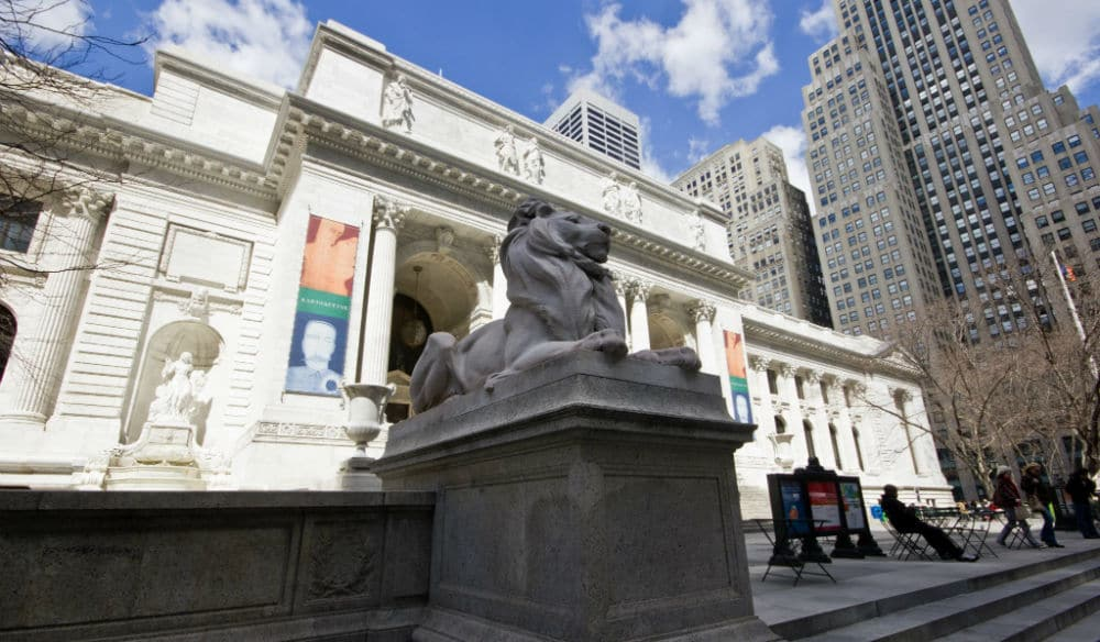 You Can Still Check Out Over 300,000 Books From NYPL, Here's How