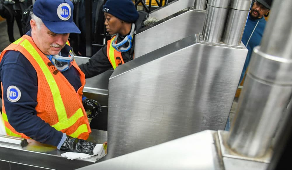 Subway Stations Will Now Be Cleaned Twice A Day, MTA Announces