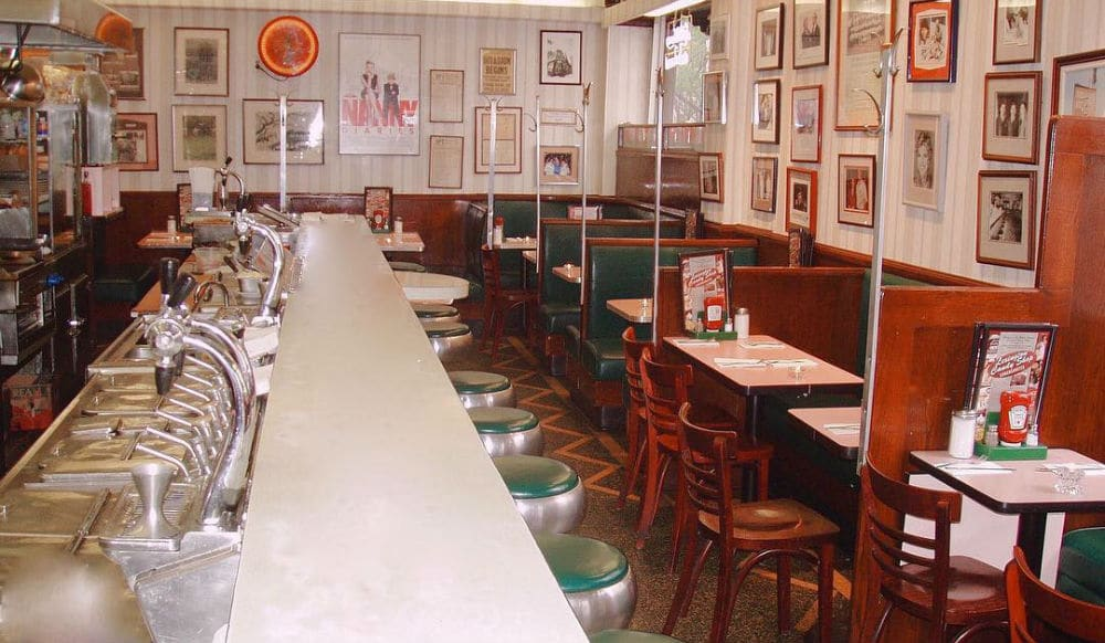 This Adorable Old-School Luncheonette On The UES Is Like Taking A Trip Back In Time • Lexington Candy Shop