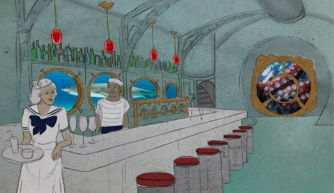A Submarine-Themed Tiki Bar Will Be Making A Splash In NYC Spring 2021