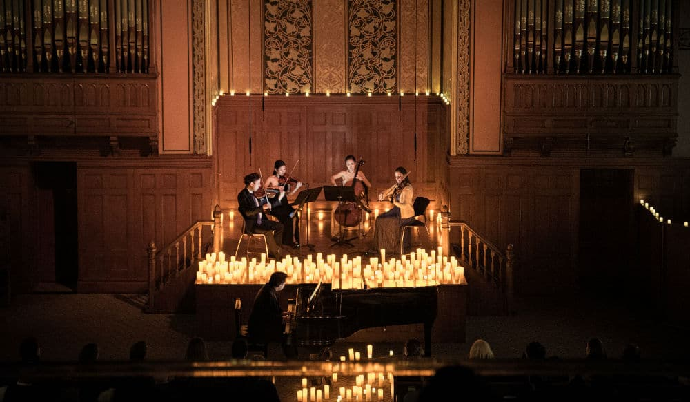 Stunning Middle Collegiate Church Now Has Candlelit Classical Music Concerts