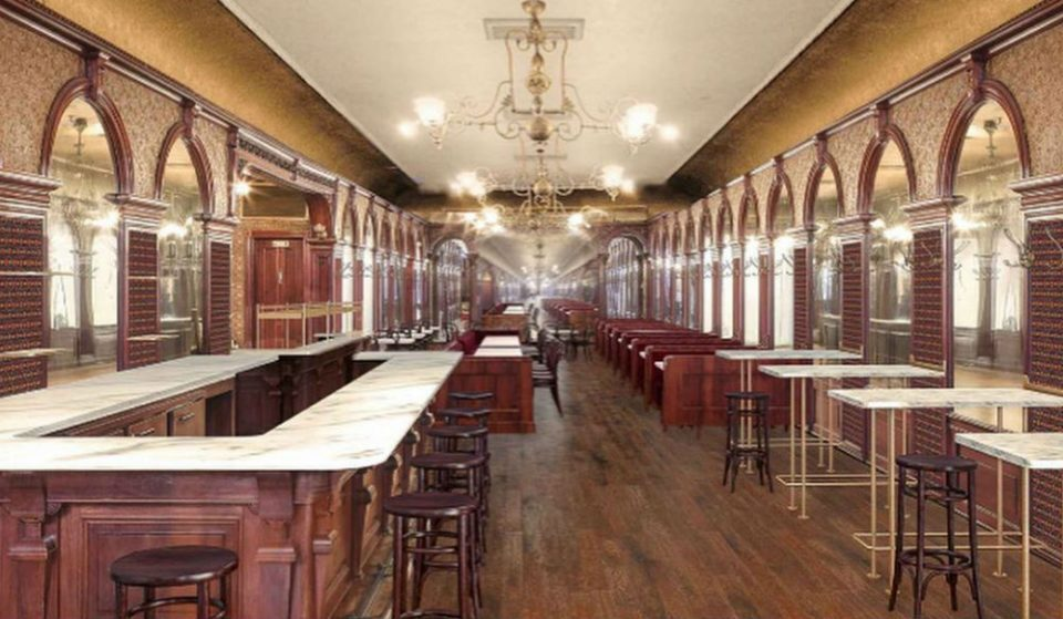 125-Year-Old Brooklyn Restaurant Gage & Tollner Will Reopen This Month In All Its Historic Glory