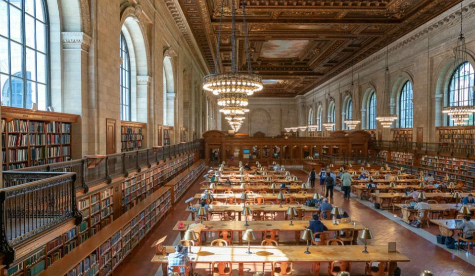 First-Ever Permanent Exhibit 'Treasures' Is Coming To NYPL This Year