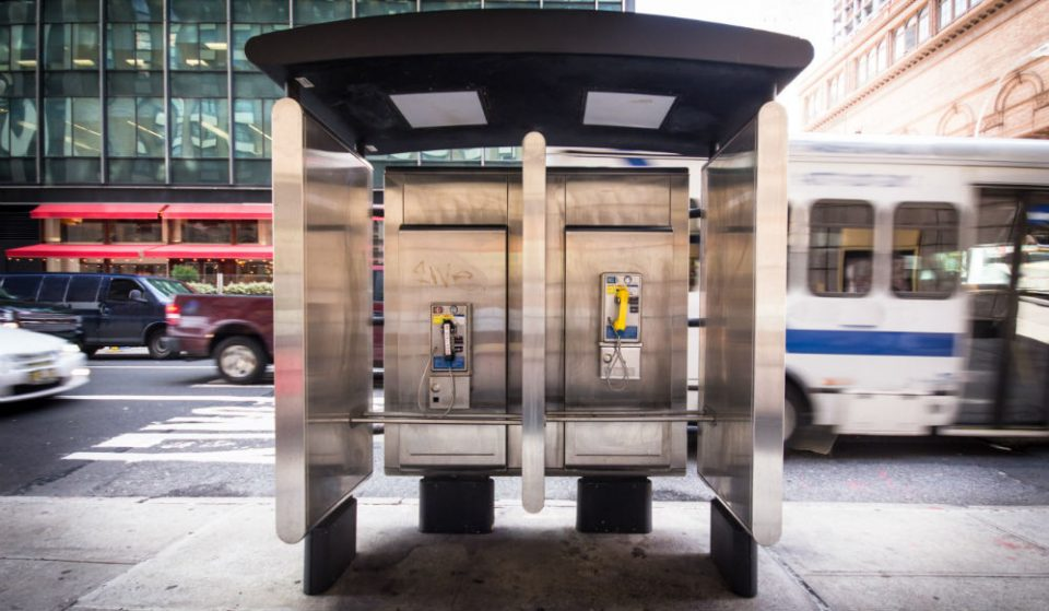 The Last Pay Phones In Manhattan Will Be Officially Removed This Month