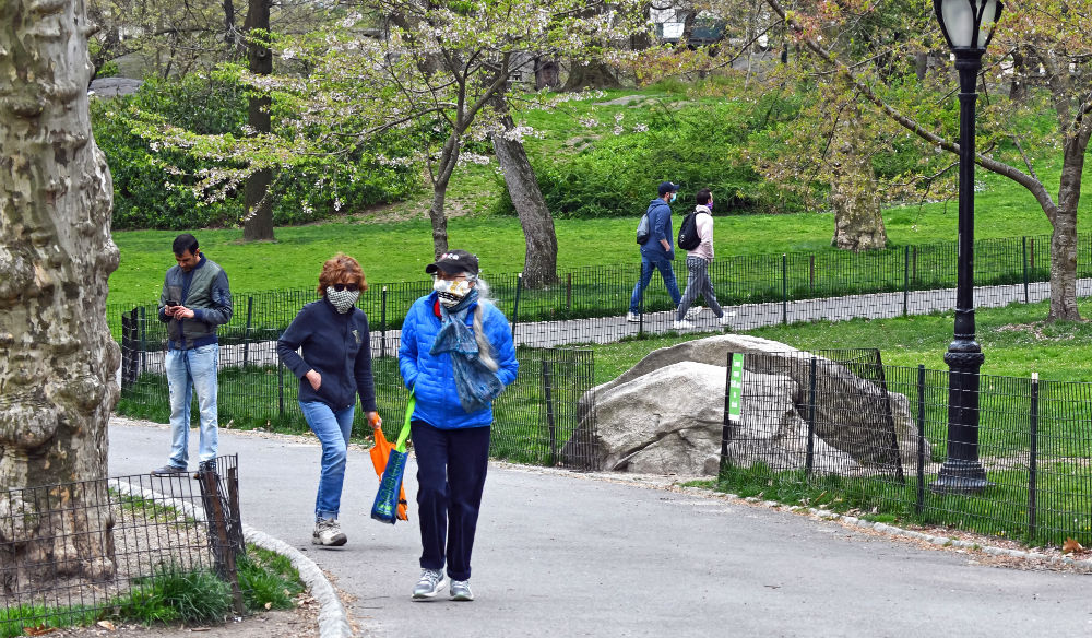 New Yorkers Can Now Be Fined For Refusing To Wear A Face Mask In Public In NYC