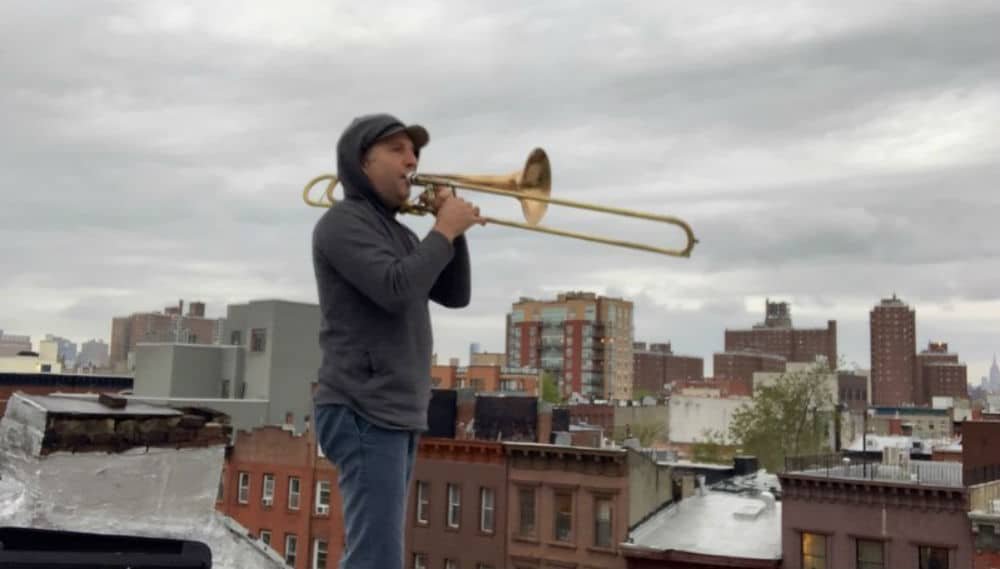 Listen To NYC Musicians Join Together In One Giant Symphony For Essential Workers Last Night
