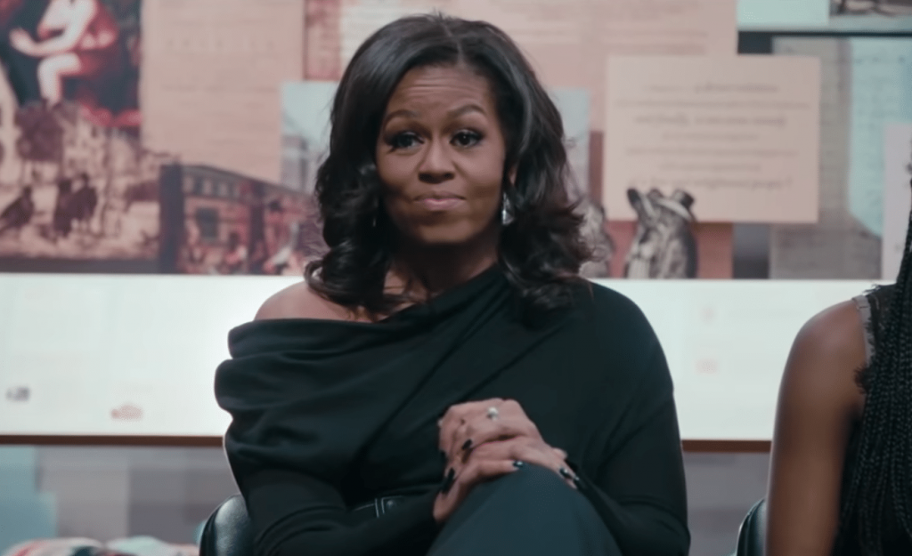 Michelle Obama Documentary 'Becoming' To Air On Netflix Next Week