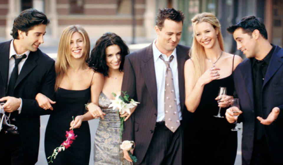 'Friends' Finally Returns To Screens Next Month