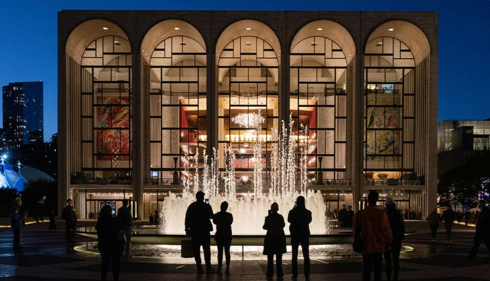 The Met Opera Has Now Canceled All Shows Until Fall 2021