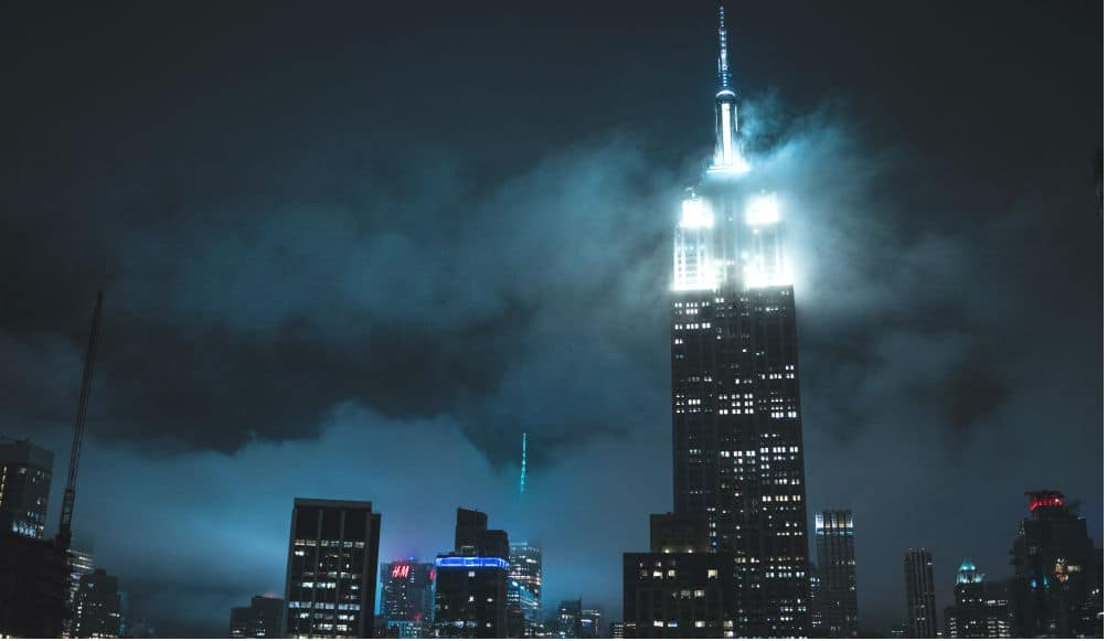 Yes, There Was A Tornado Warning In NYC Last Night