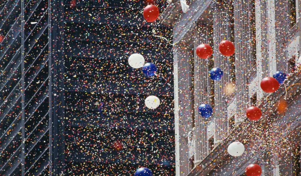 NYC Will Finally Host A Ticker-Tape Parade Thanking All Essential Workers Wednesday