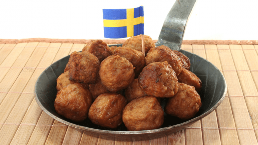 IKEA Shared The Recipe For Its Iconic Meatballs So We Can Recreate Them At Home