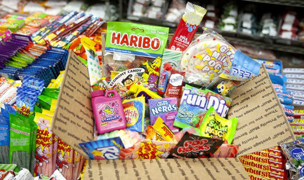 You Can Now Get Sweets Delivered From NYC's Favorite Vintage Candy Store, Economy Candy