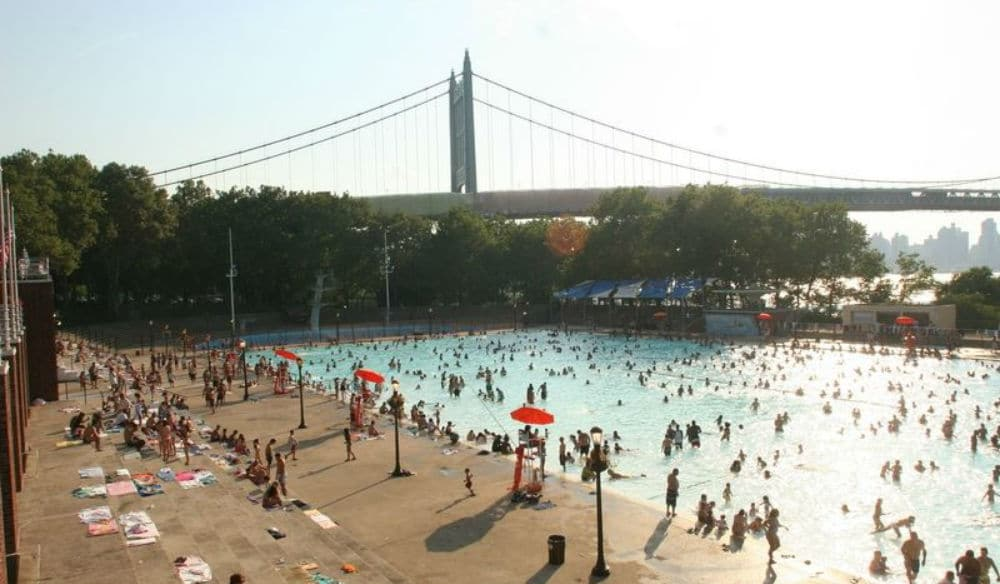 8 NYC Outdoor Pools Will Officially Open This Friday
