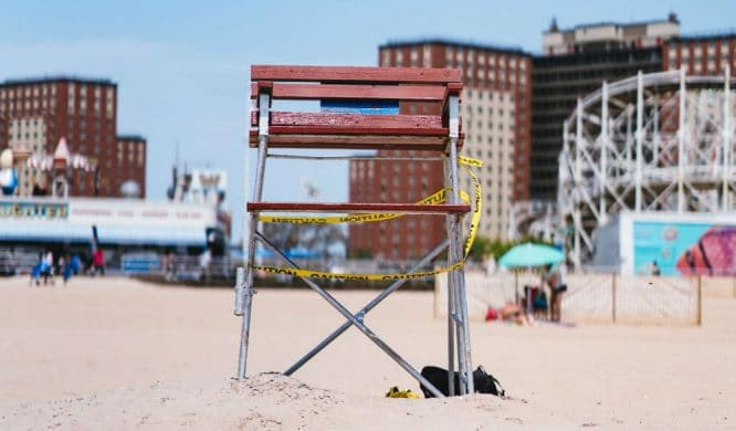 NYC Beaches Will Officially Not Open On Memorial Day Weekend This Year
