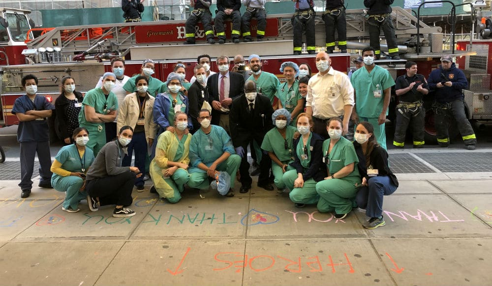 This NYC Hospital Plays 'Here Comes The Sun' Every Time A COVID-19 Patient Gets Better