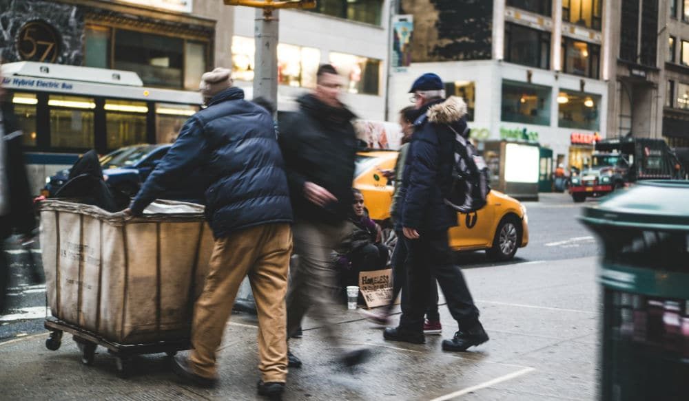 8,000 Homeless New Yorkers Are Now Living In Hotels DuringThe COVID-19 Crisis