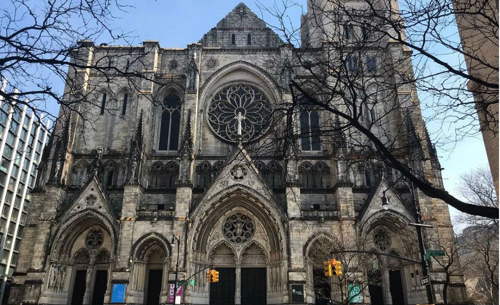 Cathedral Of Saint John The Divine Will Be Transformed Into A Field Hospital