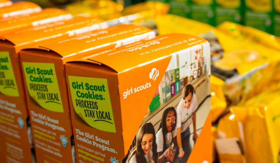 Girl Scouts Are Now Letting You Order Their Delicious Cookies Online