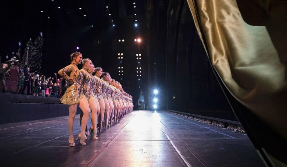 The Rockettes Are Now Streaming Live Dance Classes On Instagram