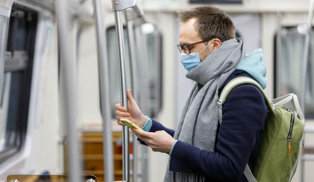 Reminder: The New York Face Mask Requirement Goes Into Effect Today