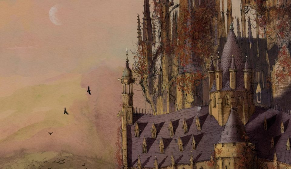 A New Online Portal Launched By J.K. Rowling Brings The Magic Of Harry Potter To Your Home