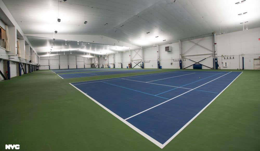 The U.S. Open Tennis Courts In Queens Will Now Become Field Hospitals To Fight COVID-19