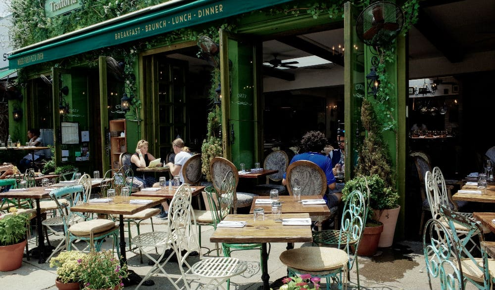 Outdoor Dining In NYC Could Reopen By June 22