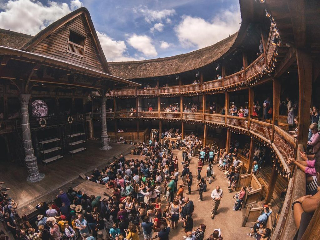 London's Iconic Globe Theatre Says It Won't Survive The Lockdown Without Financial Support