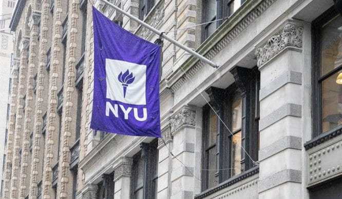 NYU Announces They Plan To Resume In-Person Classes This Fall