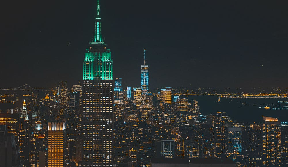 The Empire State Building Will Light Up In Green Tomorrow Night For NYC Park Workers