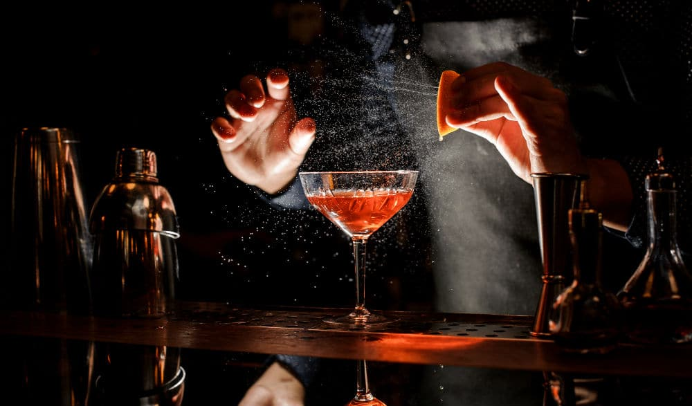 Learn How To Mix Dystopian-Inspired Whiskey Cocktails With This Virtual Class