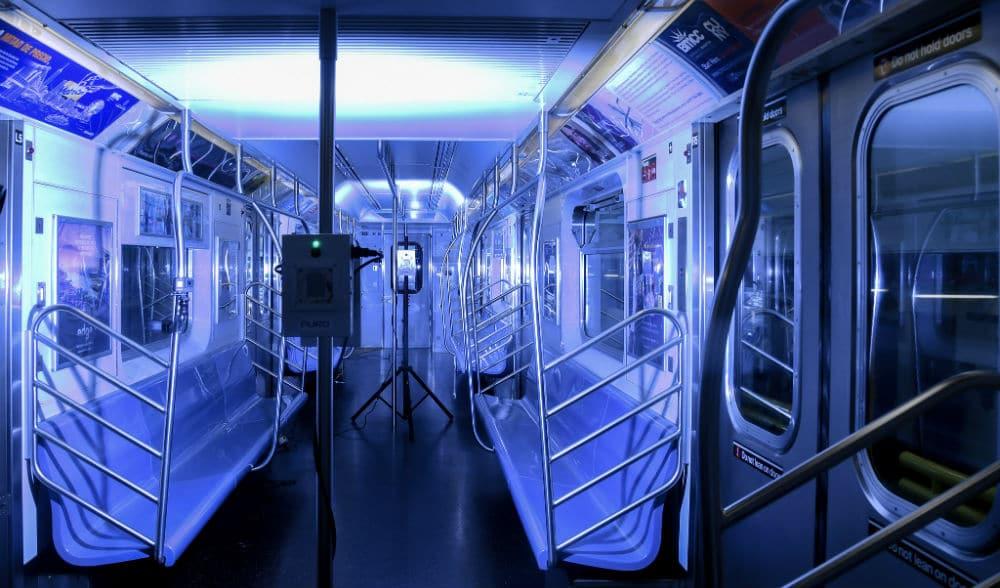 The MTA Will Disinfect Subways With UV Lights Proven To Kill COVID-19