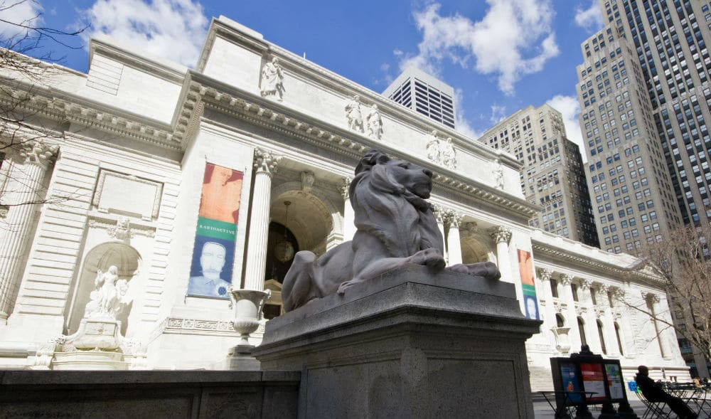 10 Secrets You Didn't Know About The NYPL's Iconic Lion Statues