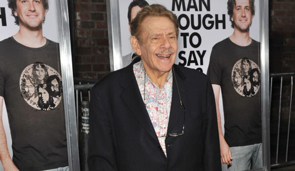 Remembering Beloved Comedian And Native New Yorker Jerry Stiller