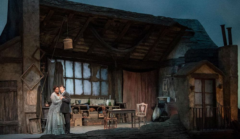 The Met Opera Is Streaming La Bohème For Free Today Only