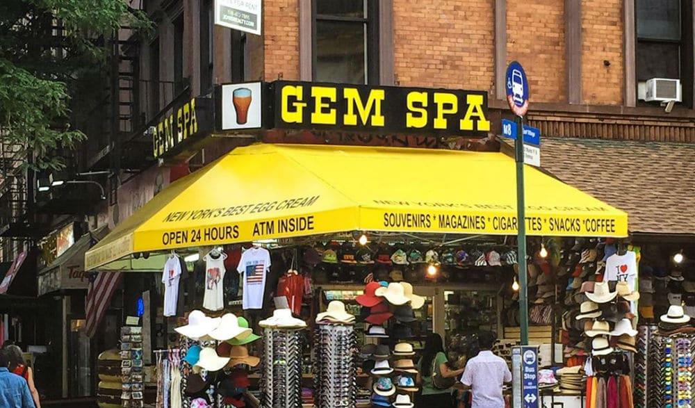 Legendary East Village Landmark Gem Spa Is Officially Closed For Good