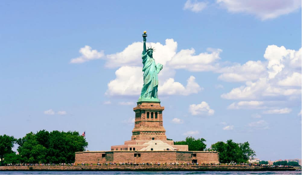The Statue of Liberty-Ellis Island Foundation Will Uncover Your Family's NYC History From Home