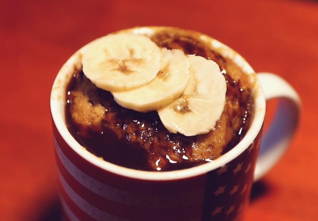 How To Make A Perfect Banana Mug Cake In Less Than 5 Minutes