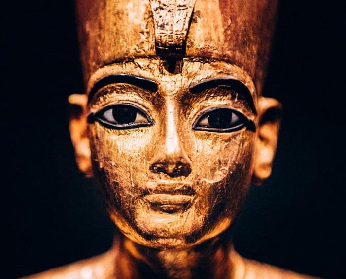 You Can Now Take A Virtual Tour Of London's Mesmerizing King Tut Exhibit