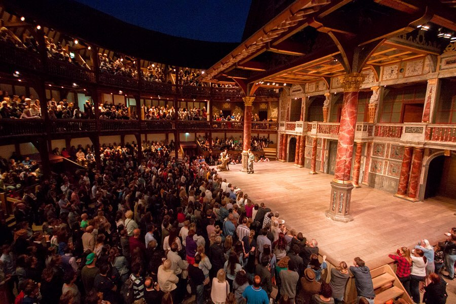 You Can Now Stream The Globe Theatre's Shakespeare Plays For Free
