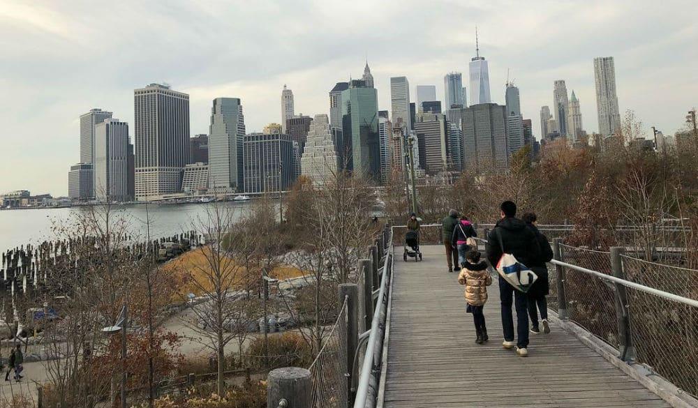 Brooklyn Bridge Park's Squibb Bridge Will Finally Reopen Tomorrow, May 4