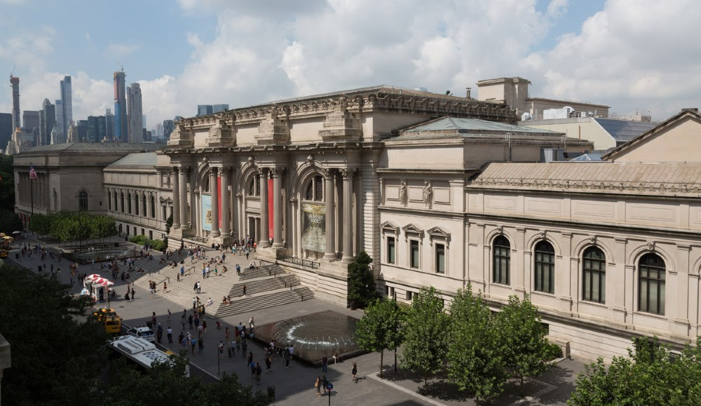 The Metropolitan Museum Of Art Has Announced An Official Reopening Date