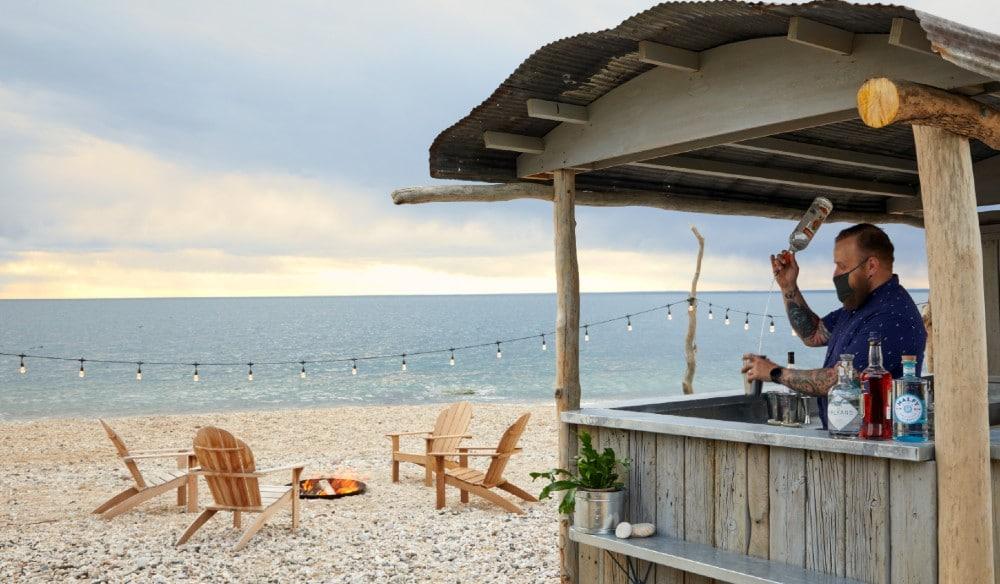 NYC's Death & Co. Will Have A Tropical Beach Bar On Long Island All Summer