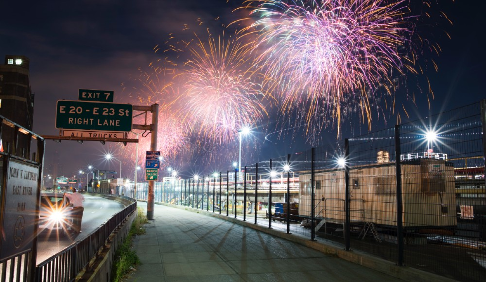 NYC Just Started An 'Illegal Fireworks Task Force' After Receiving Over 8,000 Complaints