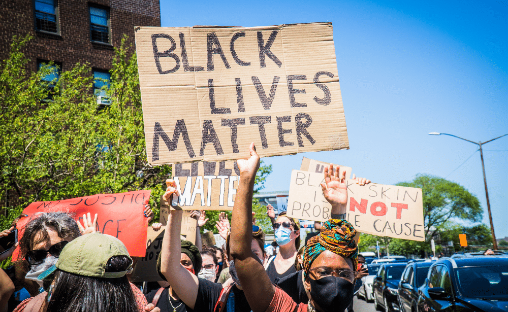 A Street In Every NYC Borough Will Be Renamed And Painted 'Black Lives Matter'